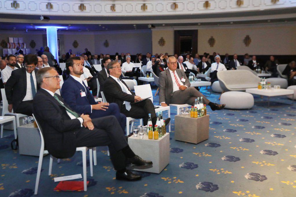 Publikum beim Stadtwerkekongress 2018